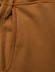 Arnie Says - Eugenie Micro Terry - spodnie dresowe - caramel - 2
