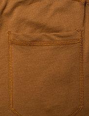 Arnie Says - Eugenie Micro Terry - spodnie dresowe - caramel - 3