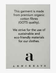 Arnie Says - Hadley Cotton - t-shirt & tops - pink - 2