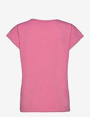 Arnie Says - Hadley Cotton - t-shirt & tops - pink - 1