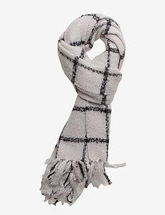 Zodiac - scarves - offwhite/black