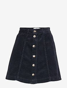 Tilly Corduroy - short skirts - dk navy