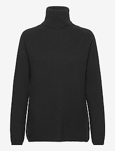 Alaia Wool - poolopaidat - black