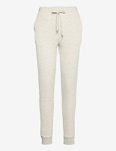 Ghost College - sweatpants - lt grey melange