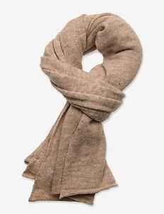 Goya - tørklæder - lt beige melange