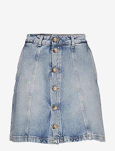 Tilly - short skirts - blue