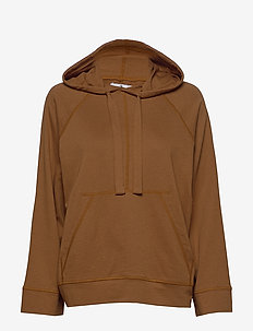 Louisiana Micro Terry - hoodies - caramel