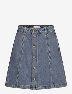Tilly Denim - denim skirts - blue