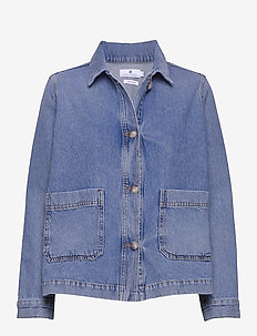 Zadie Denim - denim jackets - blue