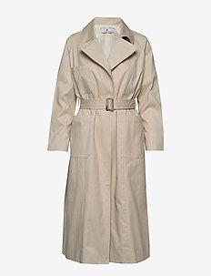 Pan Gabardine - light coats - beige