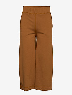 Eugenie Micro Terry - sweatpants - caramel