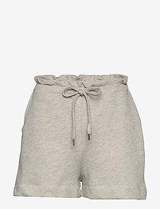 Zayne College - casual shorts - lt grey melange