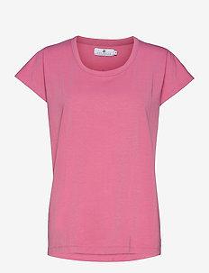 Hadley Cotton - t-shirt & tops - pink