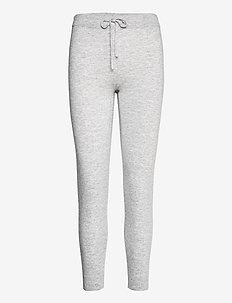 Phantom - bukser med smalle ben - grey melange