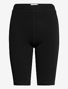 Cox Heavy Drapey - cycling shorts - black