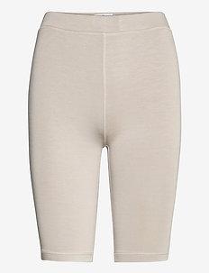 Cox Heavy Drapey - cycling shorts - lt grey