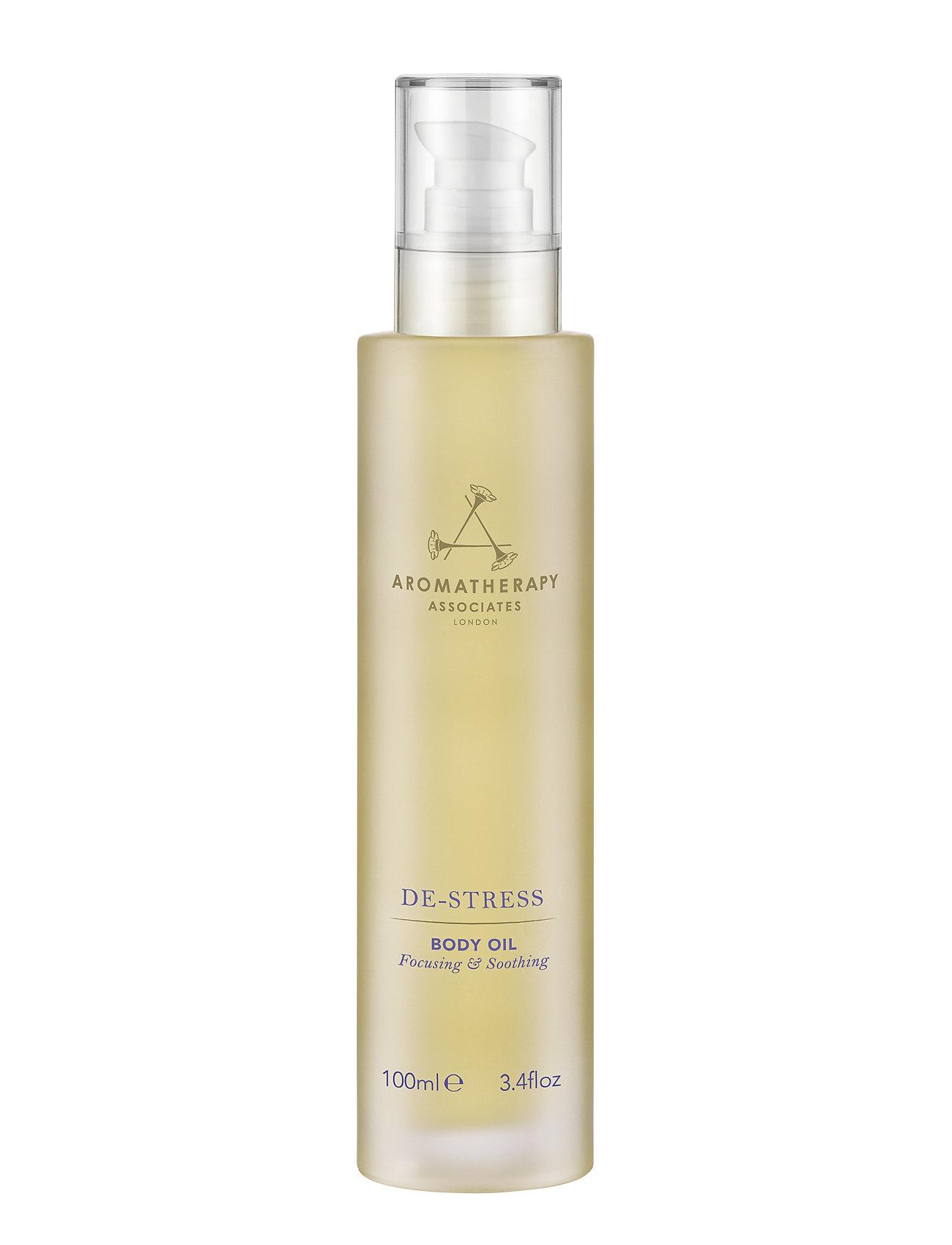 Aromatherapy Associates DE-STRESS BODY OIL - CLEAR