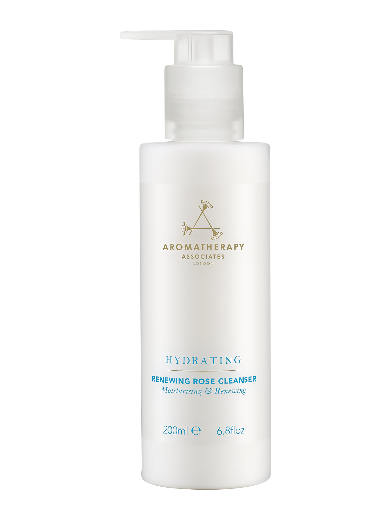 Aromatherapy Associates HYDRATING RENEWING ROSE CLEANSER - CLEAR