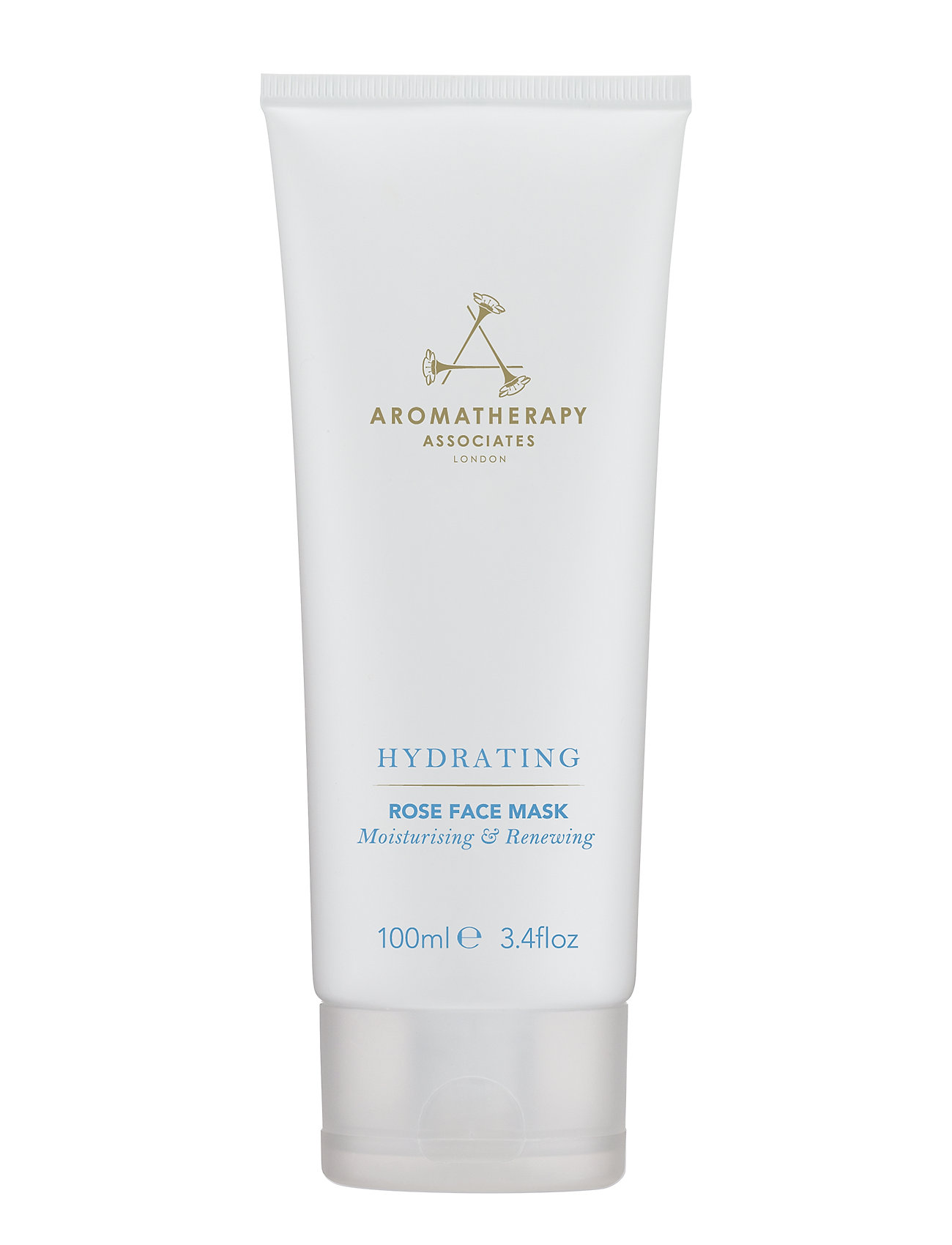 Image of Hydrating Rose Face Mask Beauty WOMEN Skin Care Face Face Masks Nude Aromatherapy Associates (3082978097)