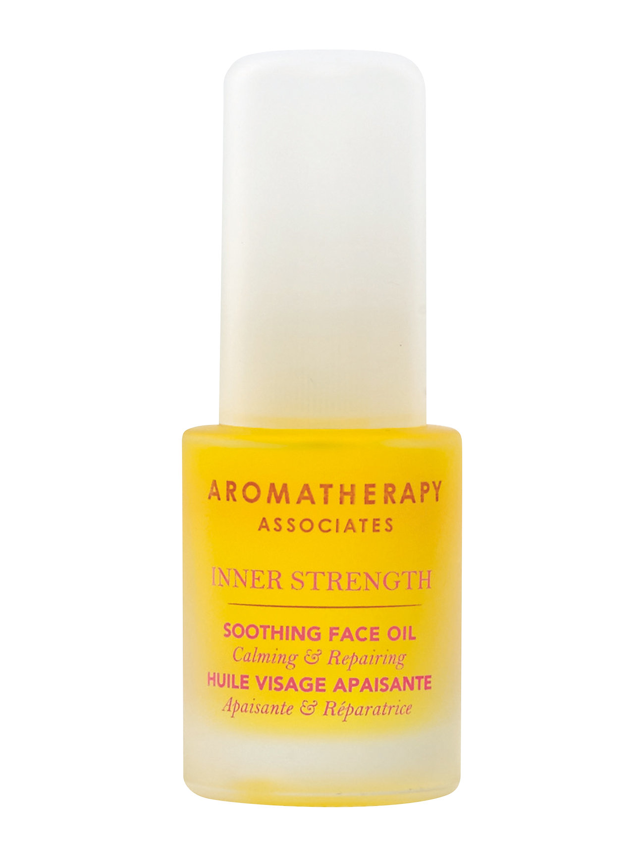 Aromatherapy Associates INNER STRENGTH SOOTHING FACE OIL - CLEAR