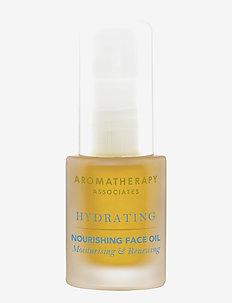 HYDRATING NOURISHING FACE OIL - ansiktsoljer - clear