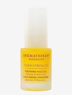 INNER STRENGTH SOOTHING FACE OIL - CLEAR