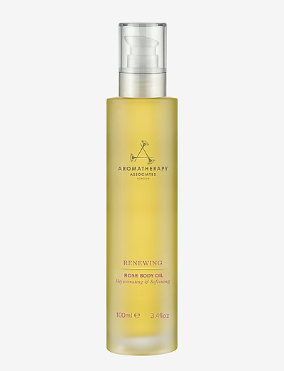 RENEWING ROSE BODY OIL - kropsolier - clear