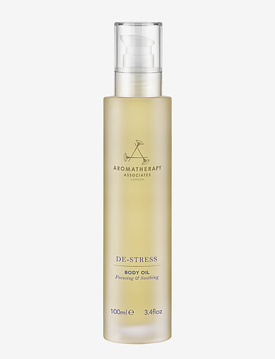 DE-STRESS BODY OIL - kropsolier - clear