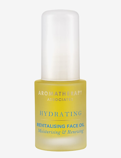 HYDRATING REVITALISING FACE OIL - ansiktsoljer - clear