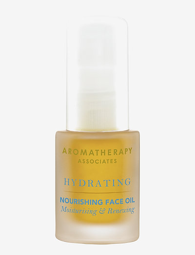 HYDRATING NOURISHING FACE OIL - ansiktsoljer - clear
