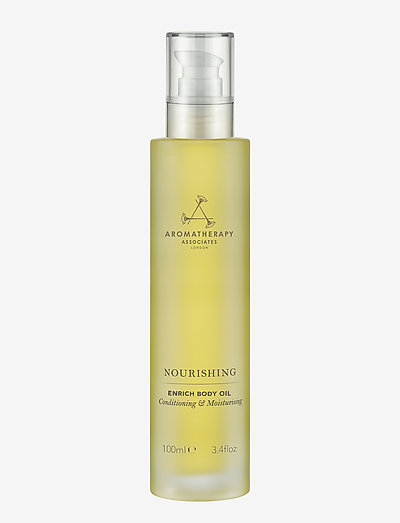 NOURISHING ENRICH BODY OIL - kropsolier - clear