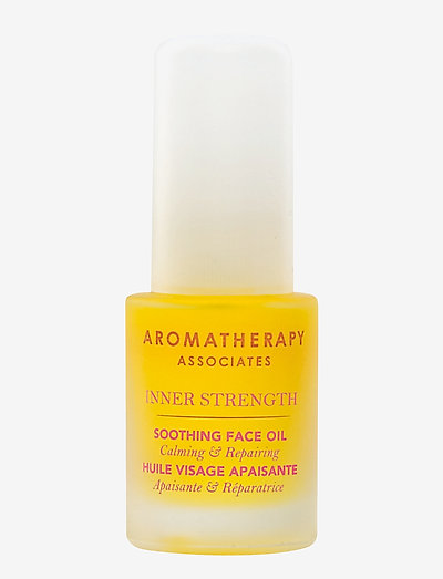 INNER STRENGTH SOOTHING FACE OIL - ansiktsoljer - clear