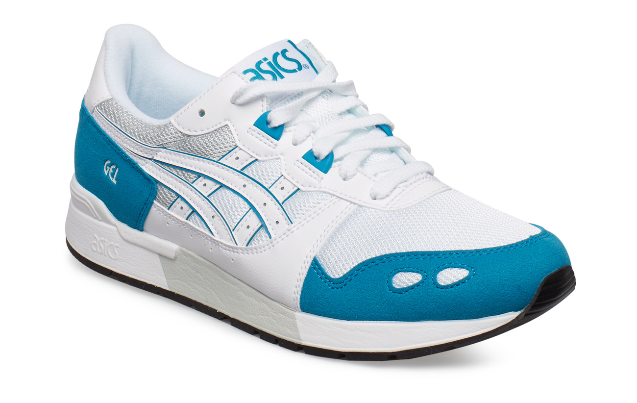 Asics Tiger GEL-LYTE - WHITE/TEAL BLUE