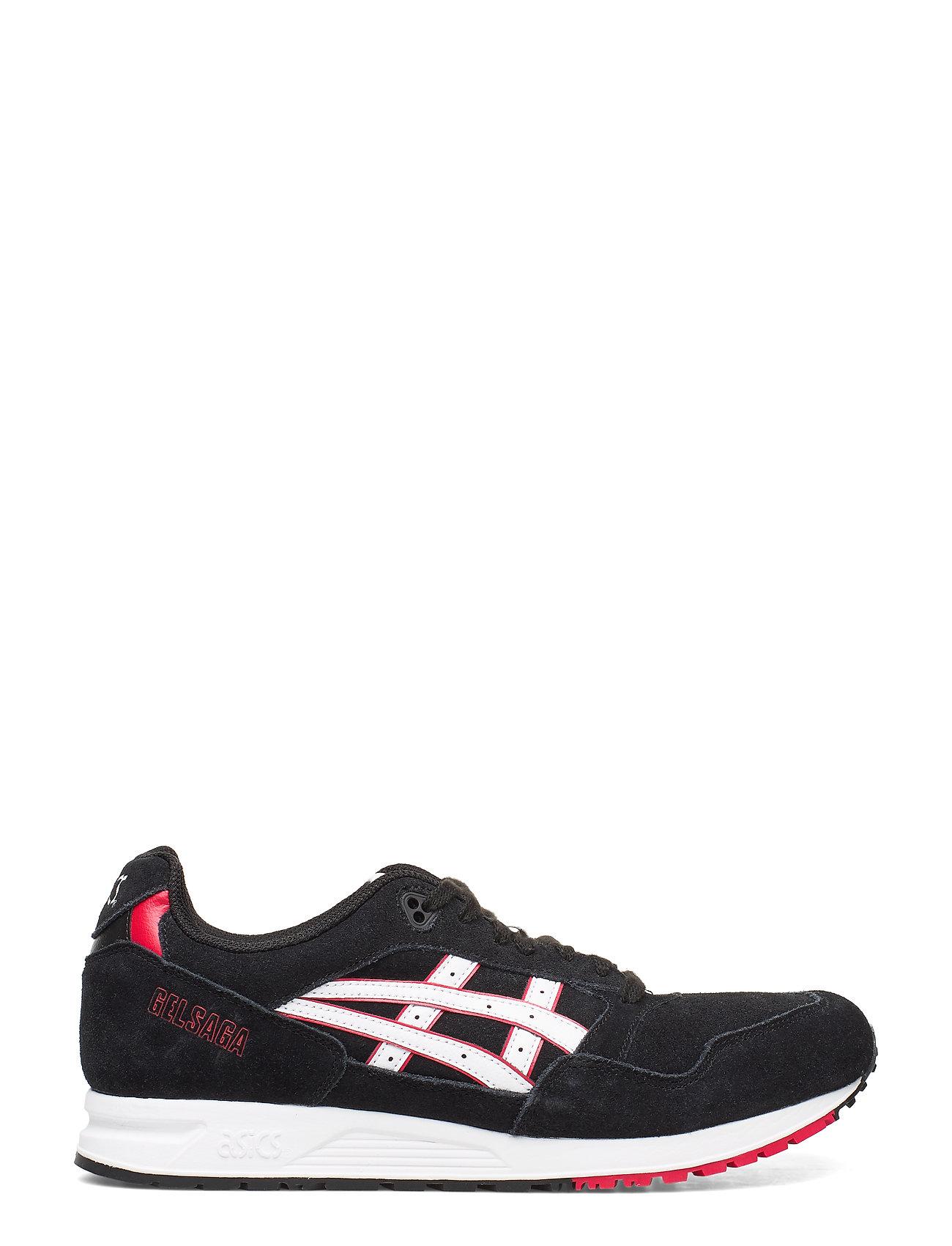ASICS Sneaker | Gelsaga Niedrige Sneaker Schwarz ASICS SPORTSTYLE