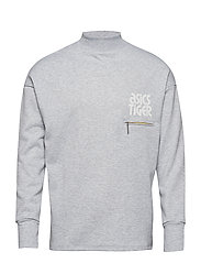 Sweat Crew - GLACIER GREY HEATHER