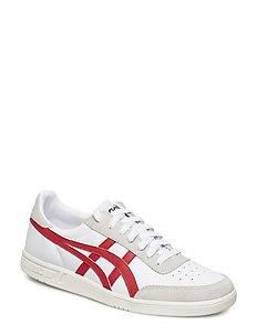Asics Gel Vickka TRS 'White Classic Red' #asics #asicstiger