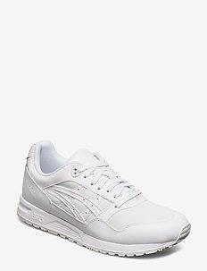 GELSAGA - låga sneakers - white/white
