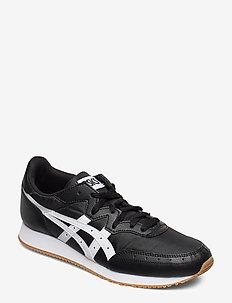 TARTHER OG - låga sneakers - black/white
