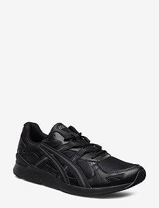 GEL-LYTE RUNNER 2 - låga sneakers - black/black