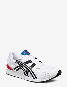 GEL-LYTE RUNNER 2 - lave sneakers - white/black