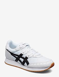 TARTHER OG - låga sneakers - white/black