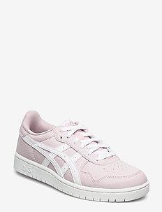 JAPAN S - låga sneakers - watershed rose/white