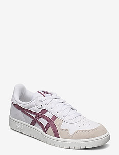 JAPAN S - låga sneakers - white/ purple oxide