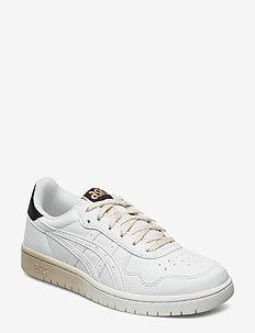 JAPAN S - låga sneakers - white/ white
