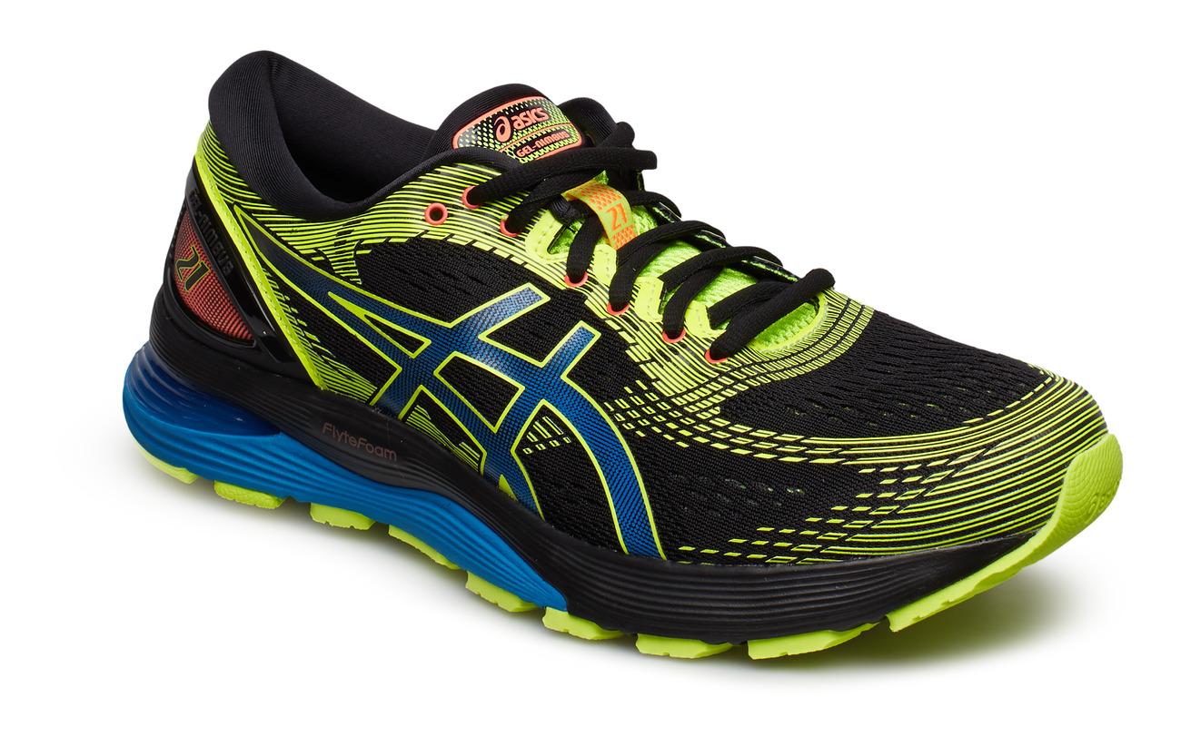 b5c0916f9 Asics GEL-NIMBUS 21 SP - Sport shoes. 180 €. 8. Colour  BLACK SAFETY YELLOW