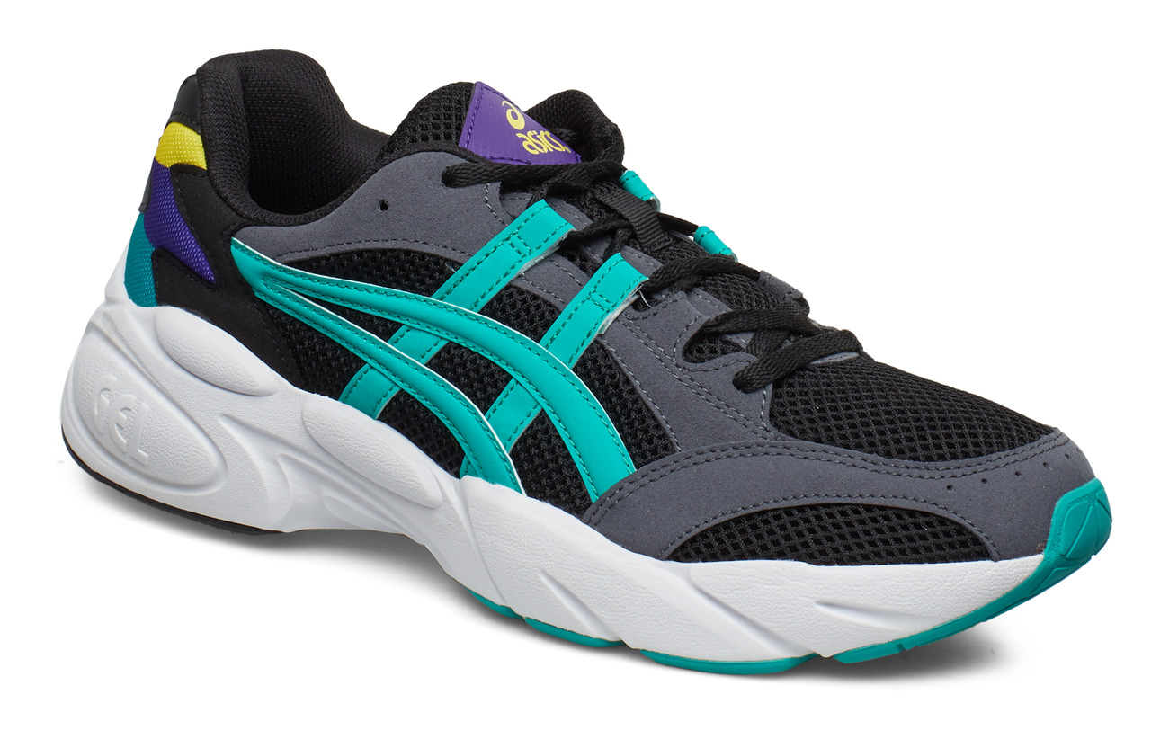 Percibir conducir Anunciante  Asics Gel-bnd (Black/gentry Purple), (46.75 €) | Large selection of outlet- styles | Booztlet.com