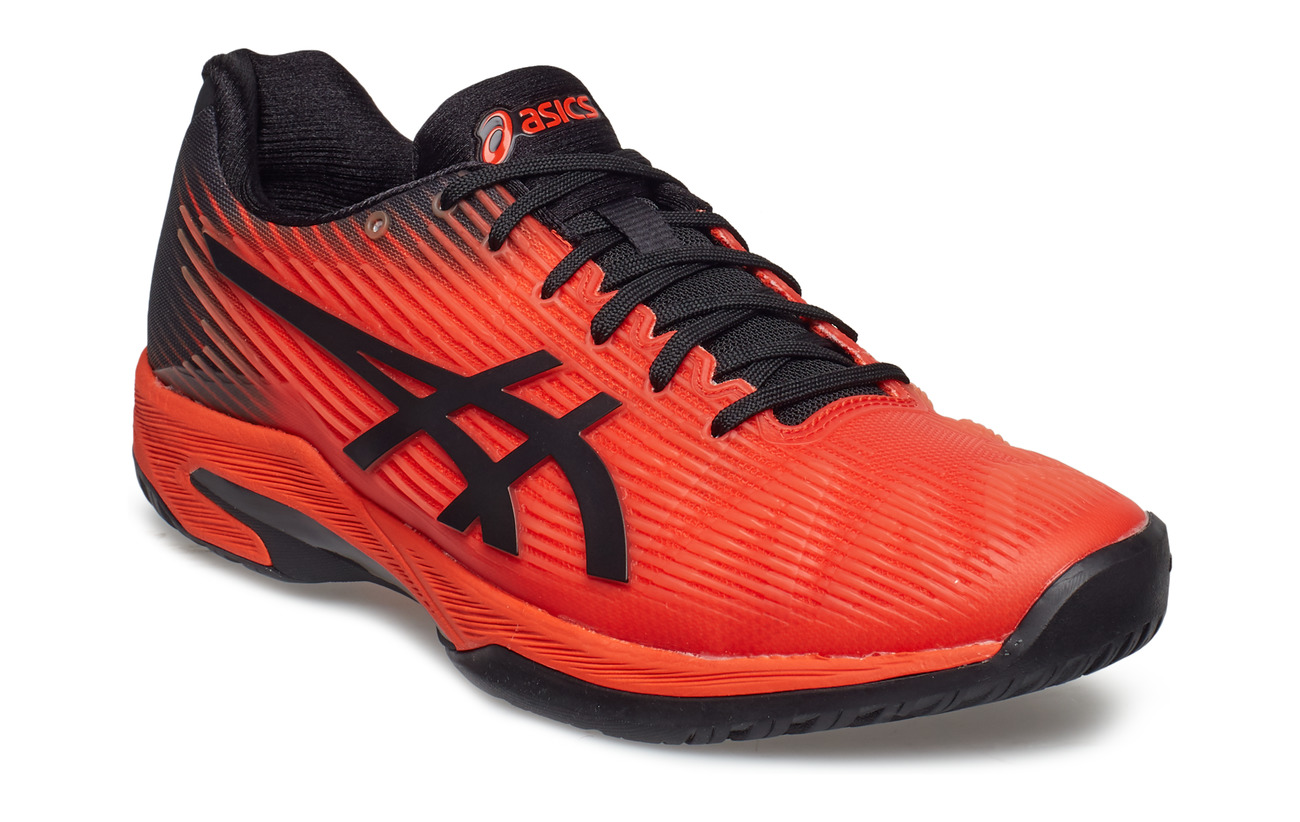 Asics SOLUTION SPEED FF - CHERRY TOMATO/BLACK