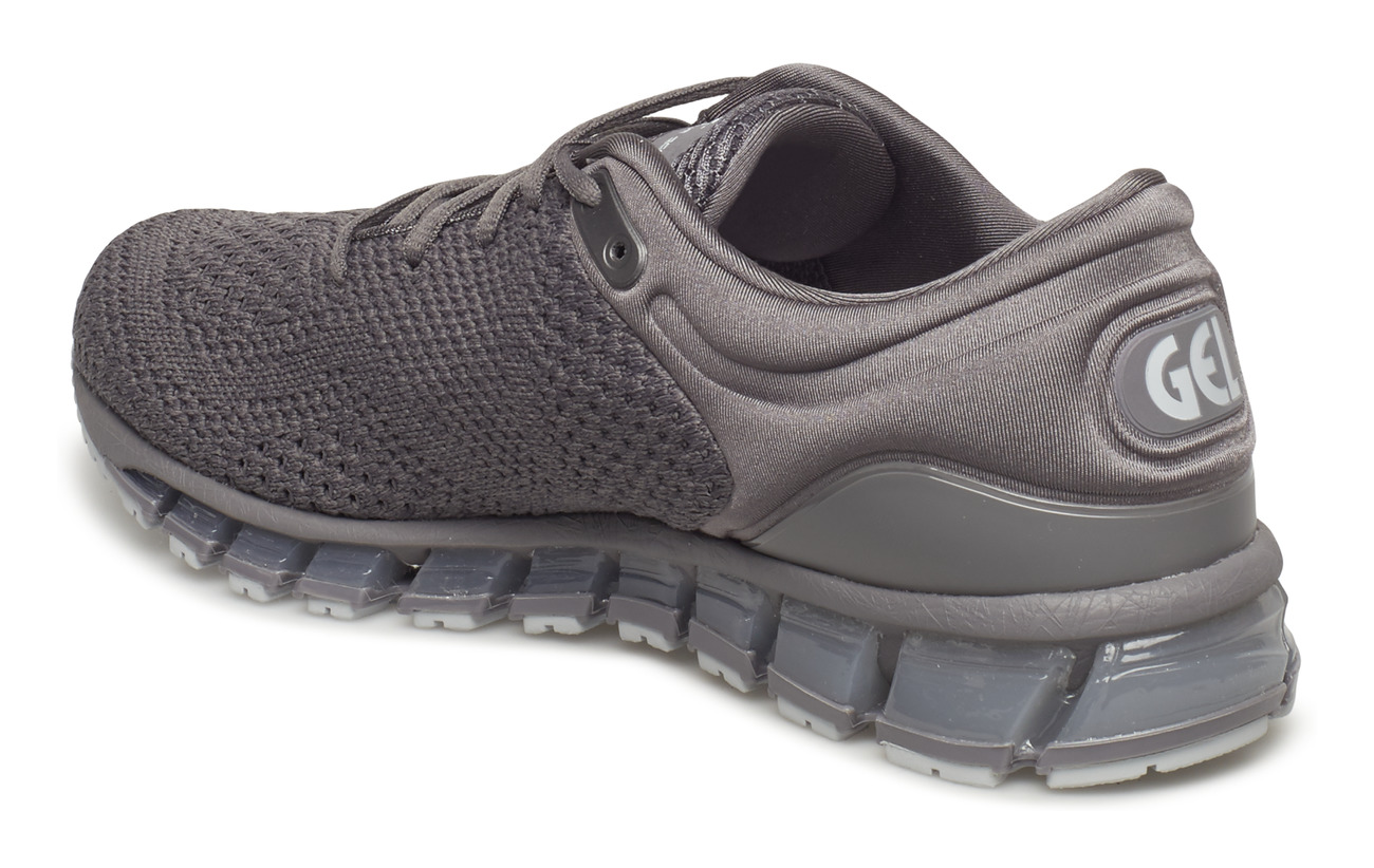 GreyAsics quantum 360 dark Gel Knit 2carbon W9H2IYDE