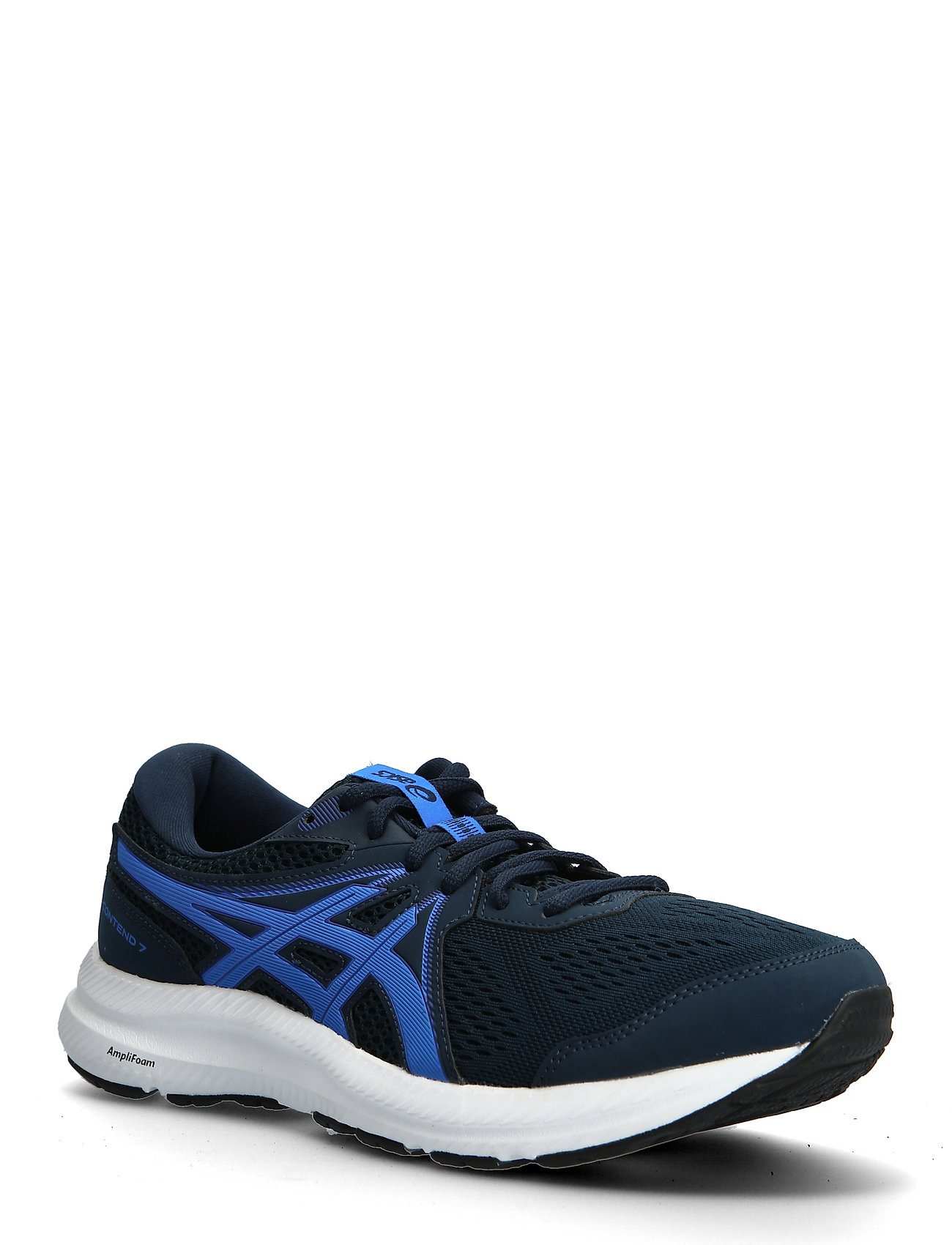 Gel-Contend 7 Shoes Sport Shoes Running Shoes Blå Asics