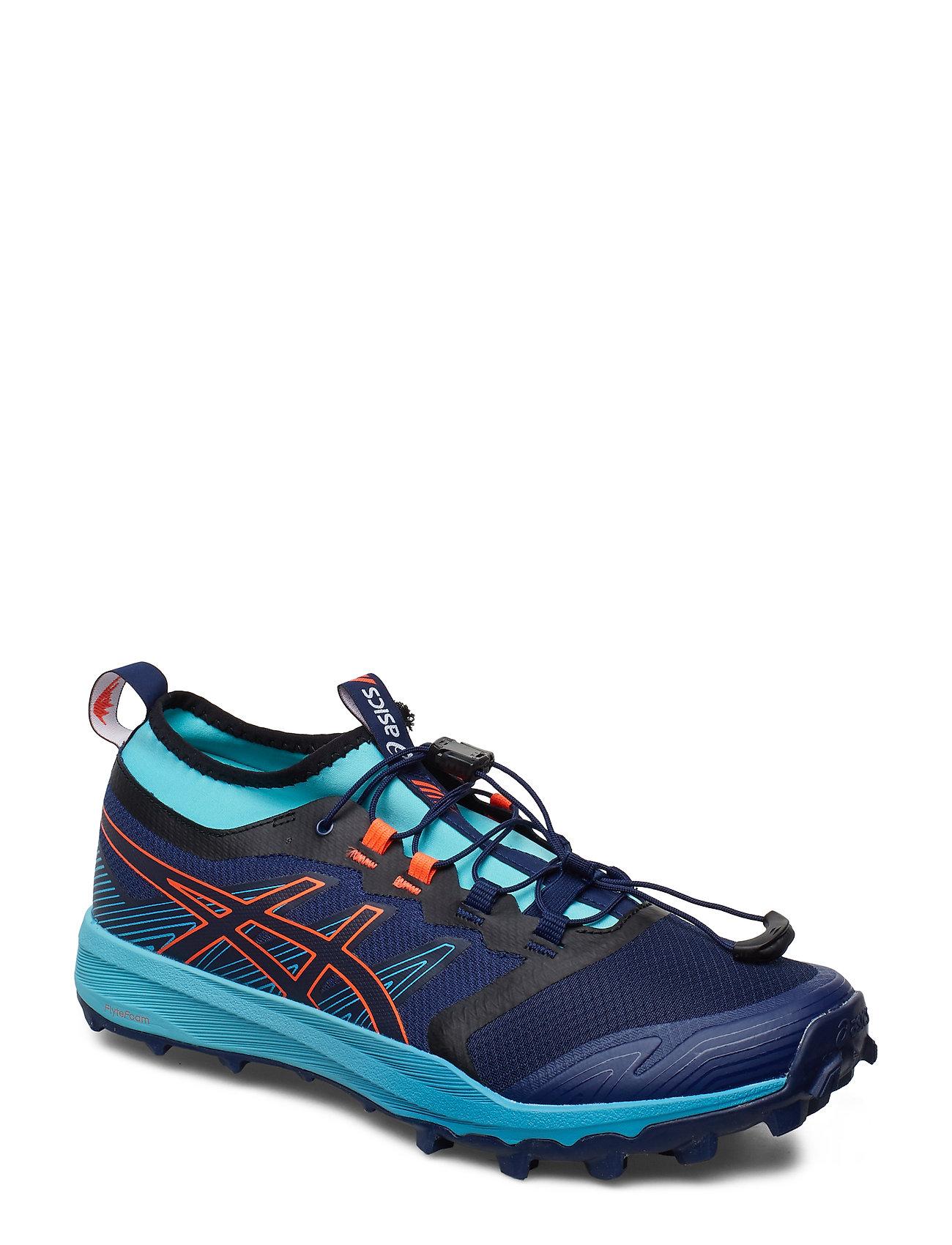 ASICS Fujitrabuco Pro Shoes Sport Shoes Running Shoes Blau ASICS